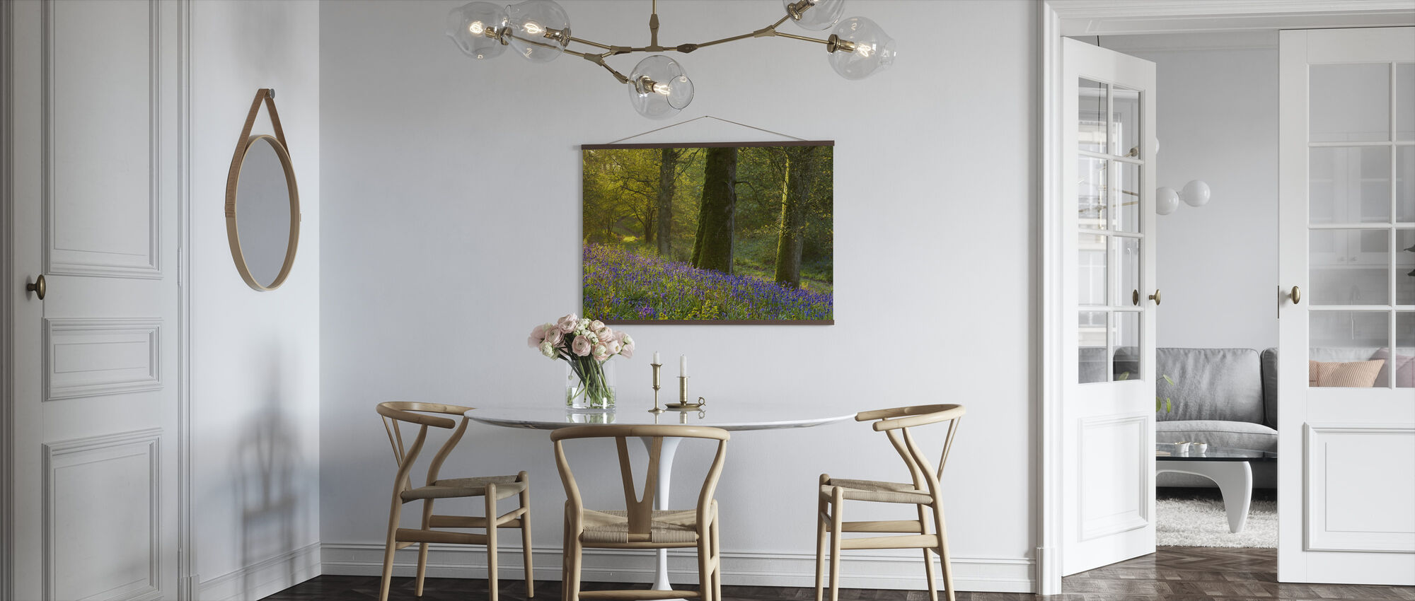 Bluebell Woods at Batcombe - Poster - Kitchen