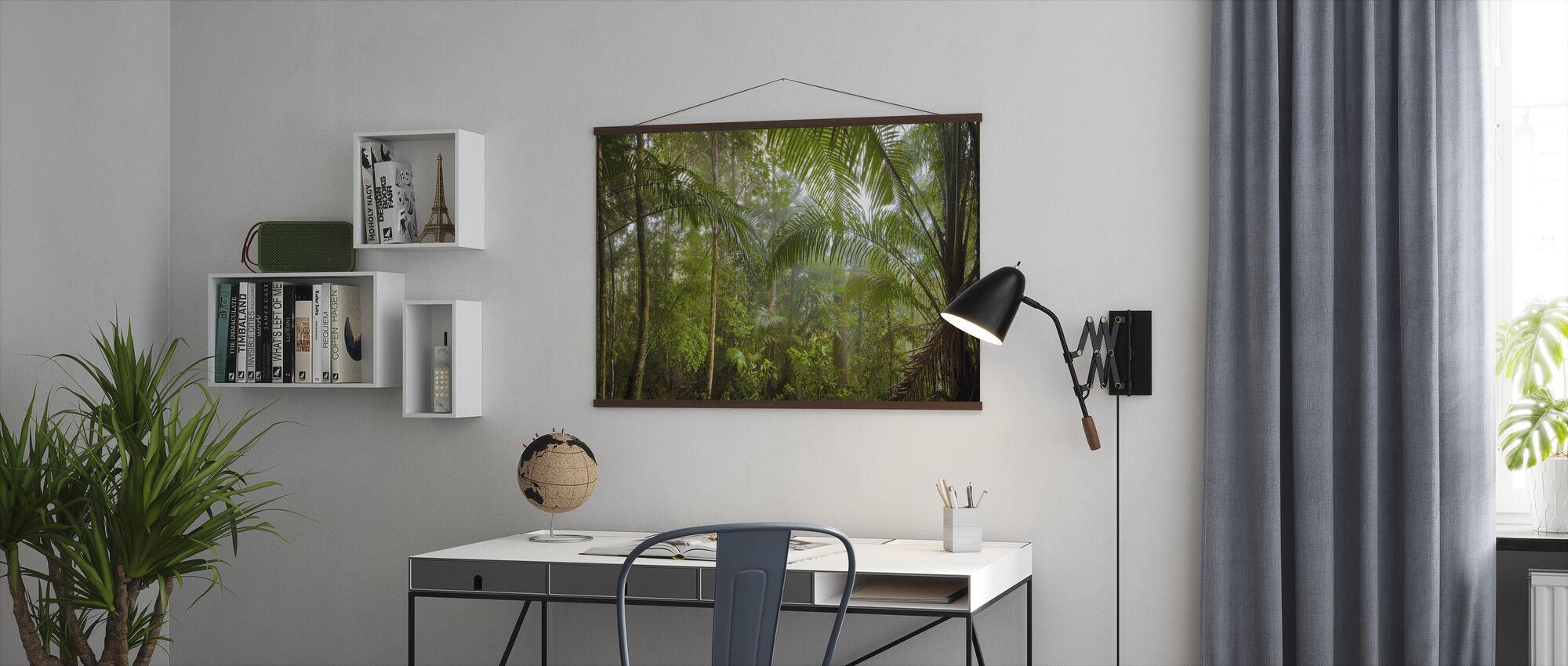 Borneo Tropisch regenwoud - Poster - Kantoor