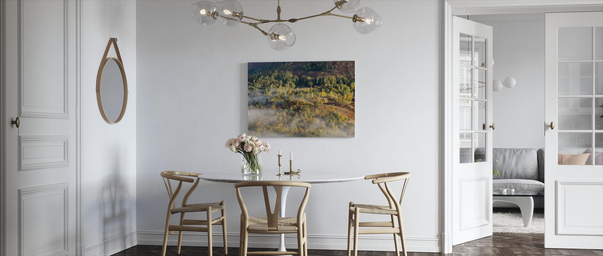 Lake District - Canvas print - Kitchen