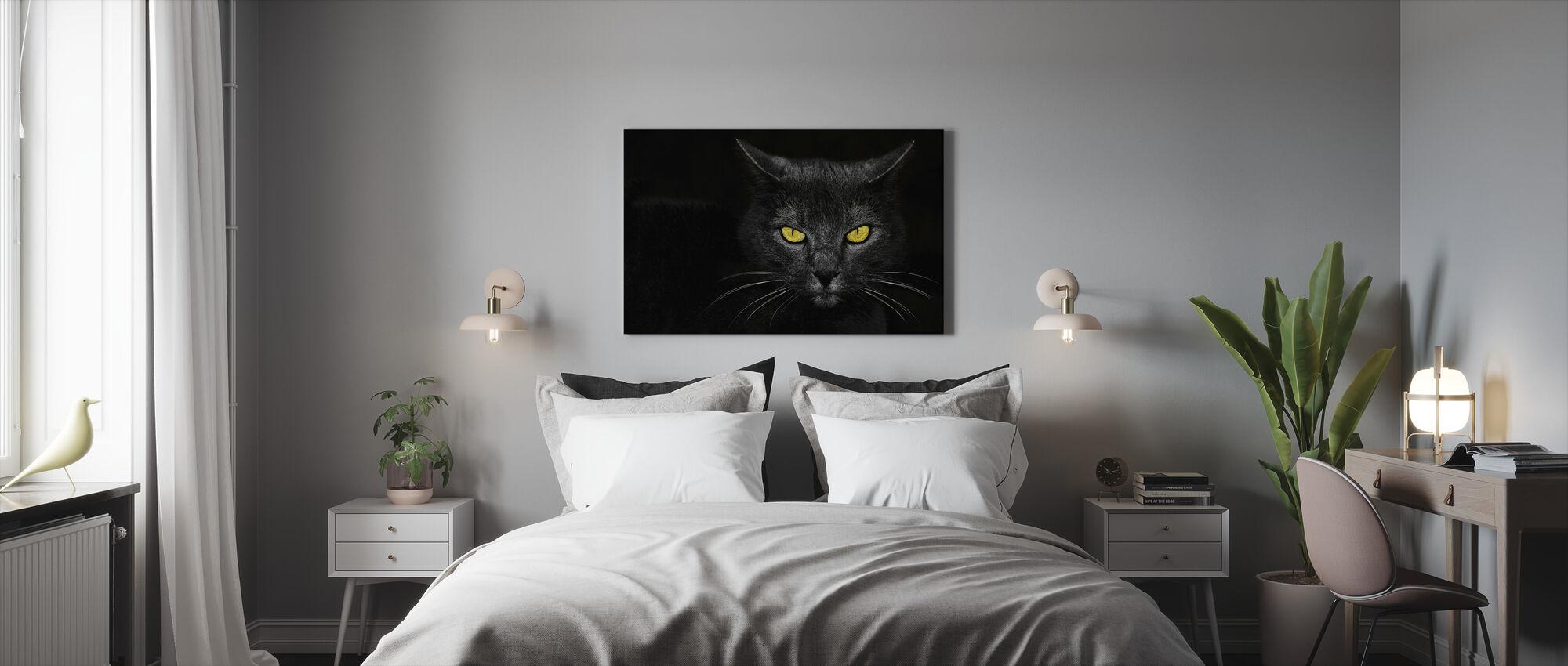 Monster Kill - Canvas print - Bedroom