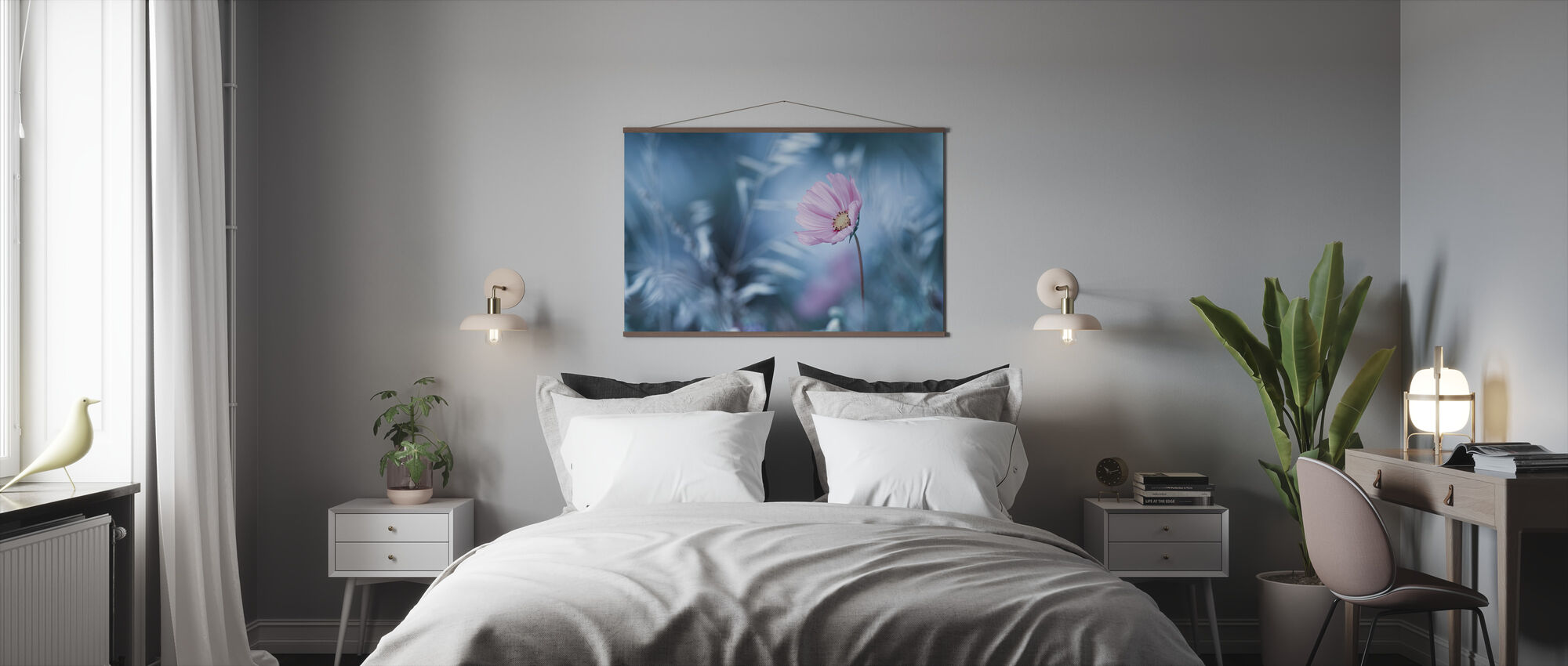 A Walk in Dreamland - Poster - Bedroom