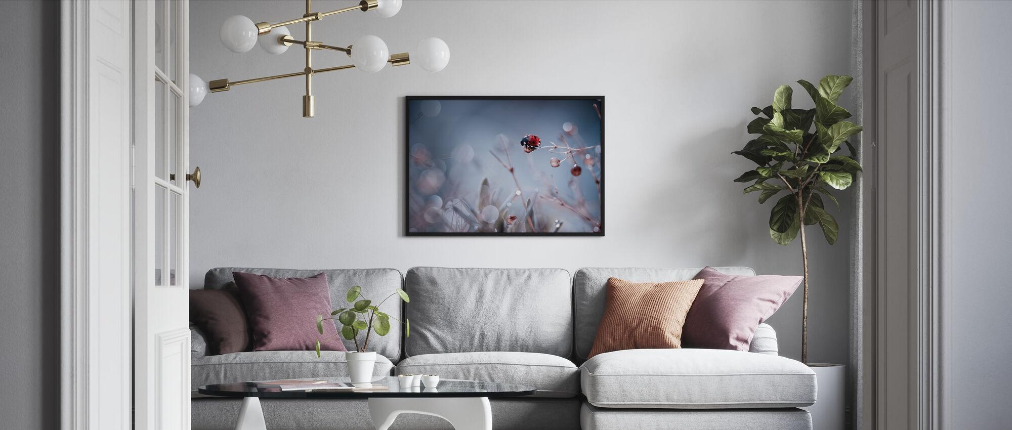 High Diving - Framed print - Living Room