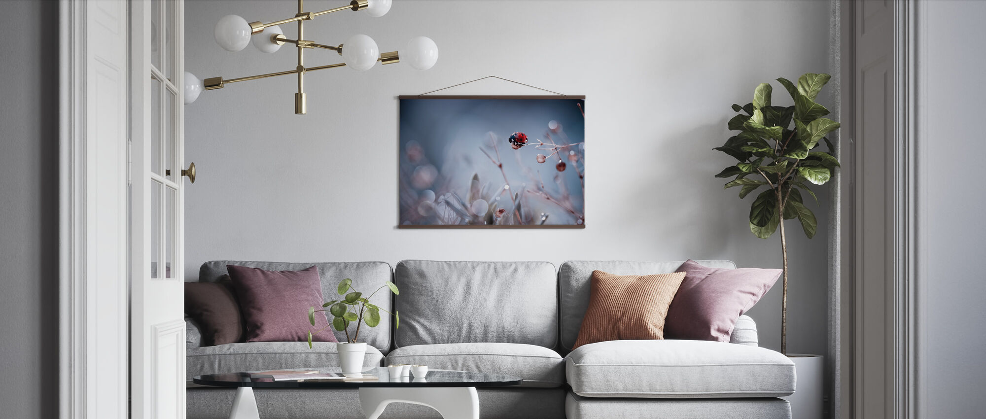 High Diving - Poster - Living Room