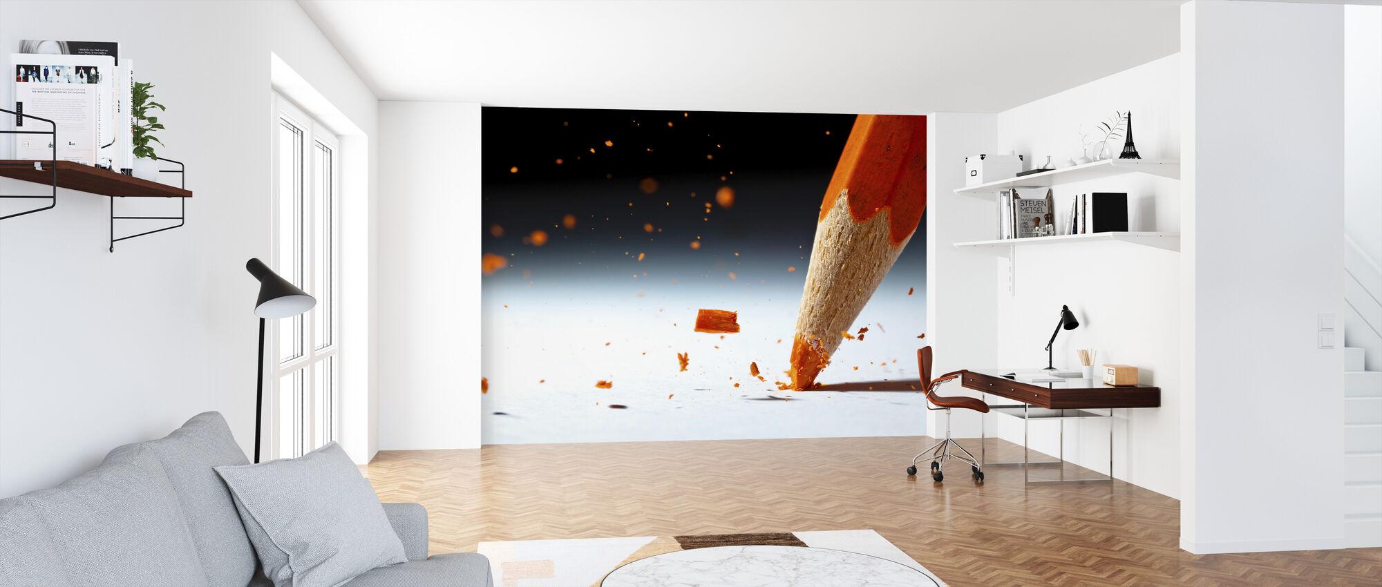 Let it Rain - Wallpaper - Office