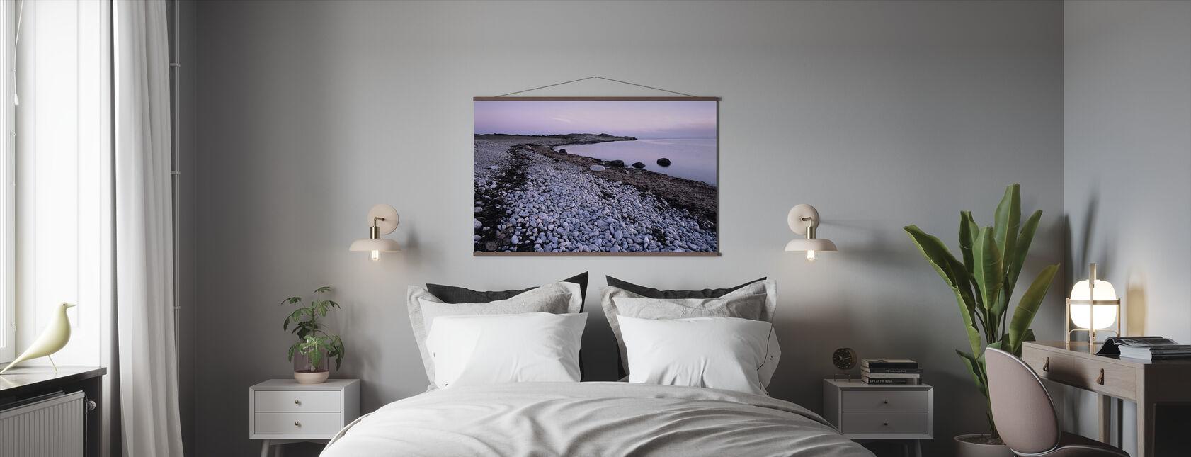 Blue Dawn - Poster - Bedroom