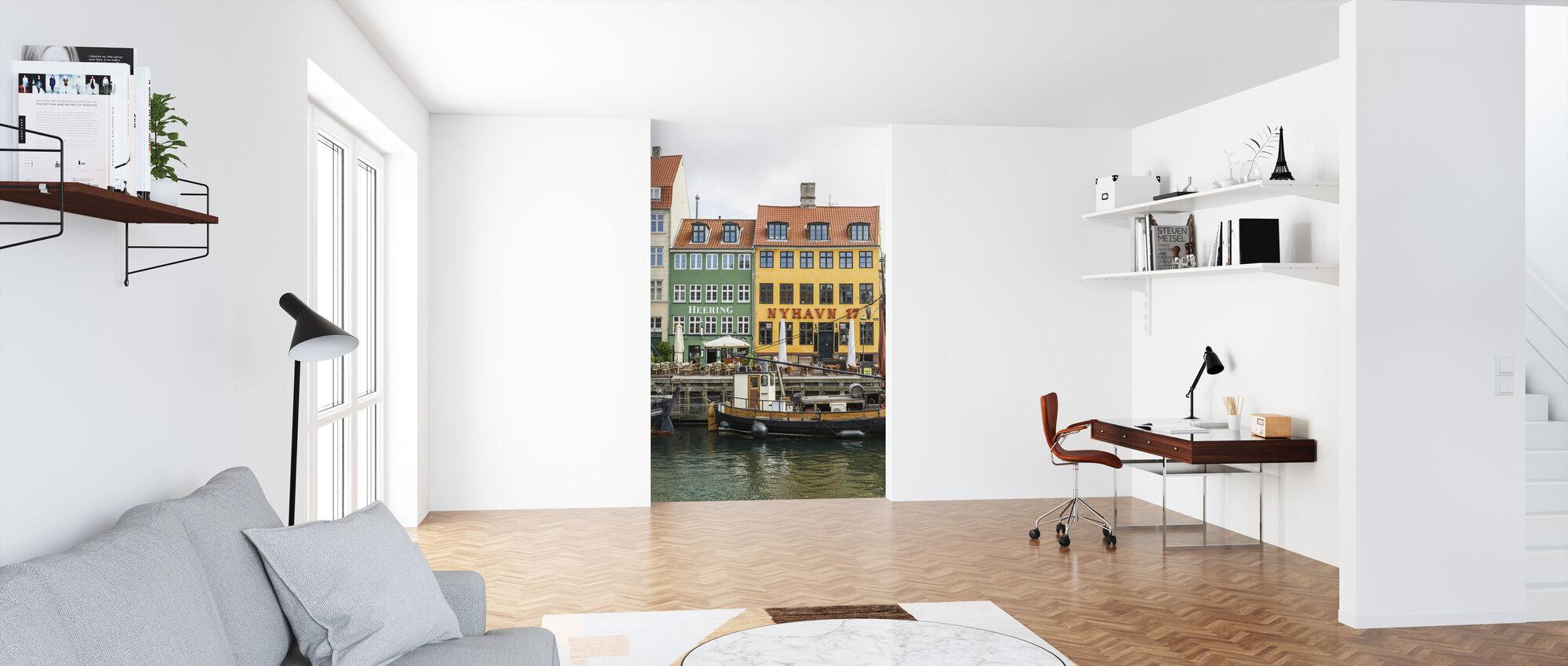 Nyhavn 17, Copenhagen, Denmark - Wallpaper - Office