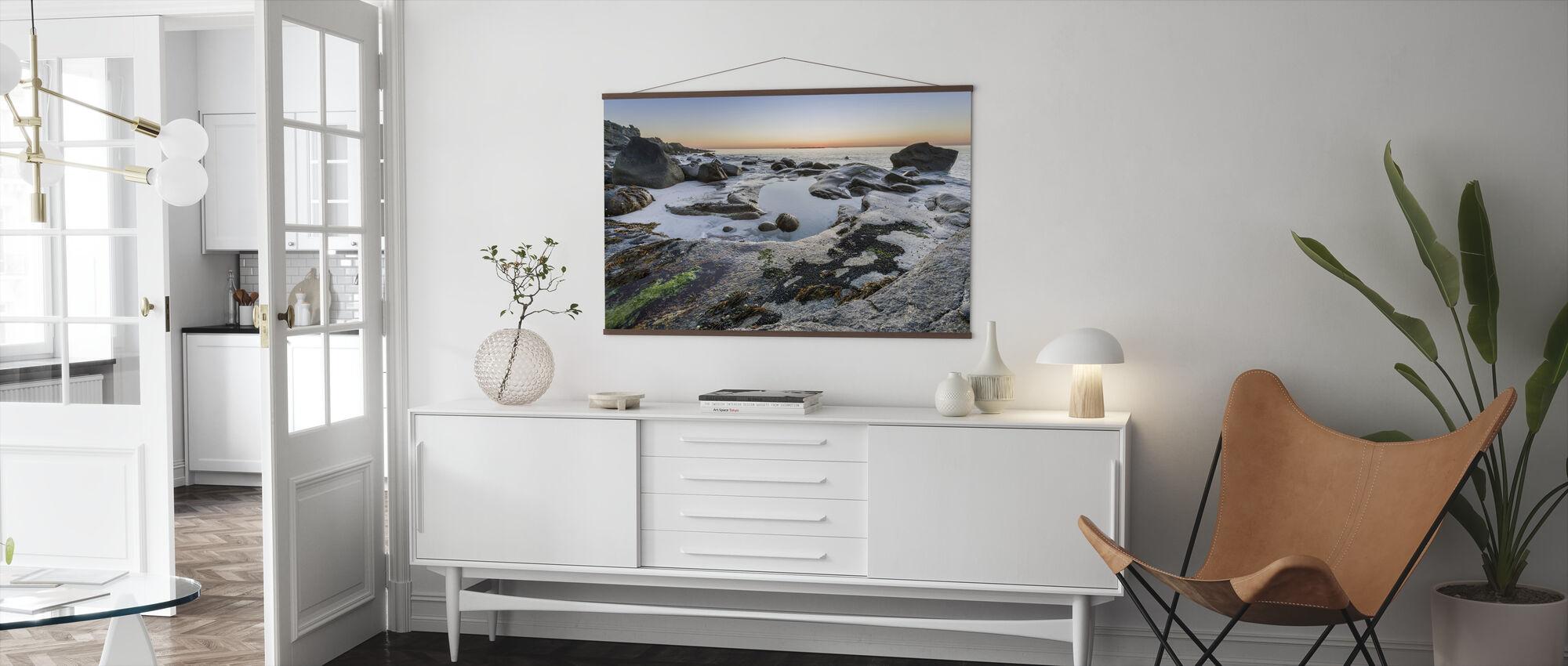 Lofoten kystlinje - Plakat - Stue
