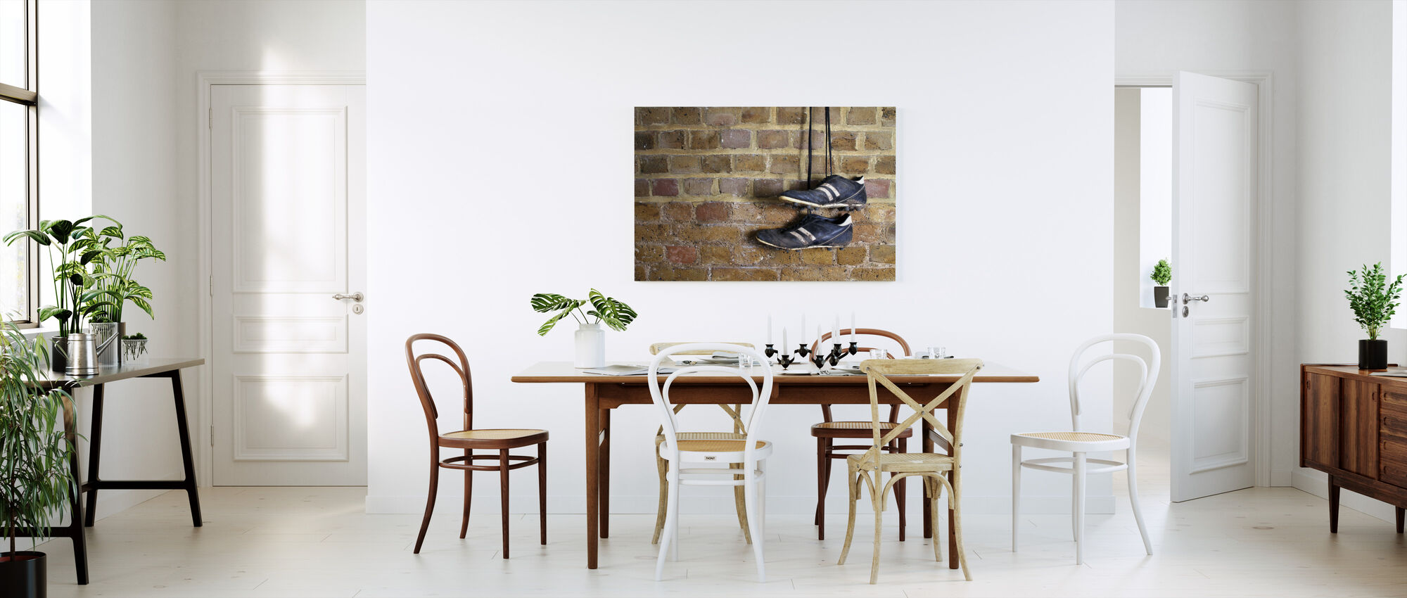 Sports Memories - Canvas print - Kitchen