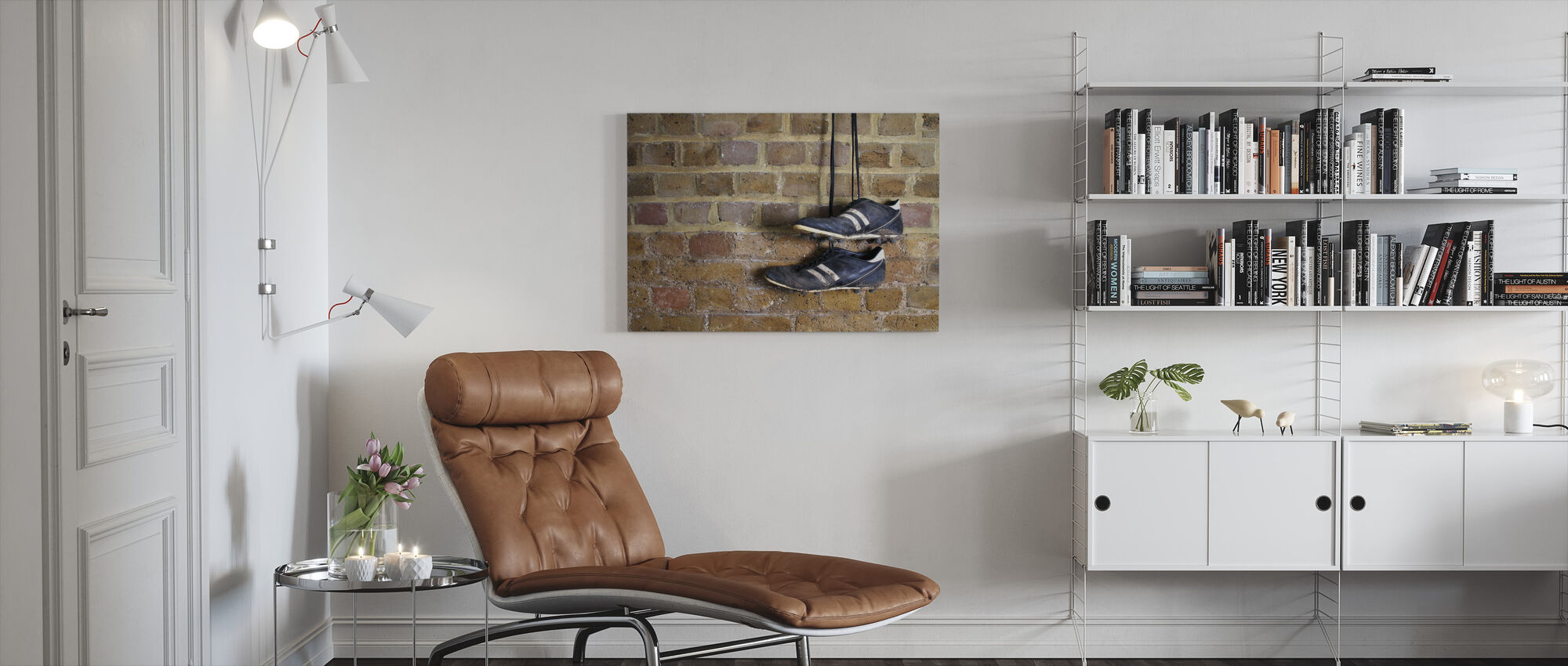 Sports Memories - Canvas print - Living Room
