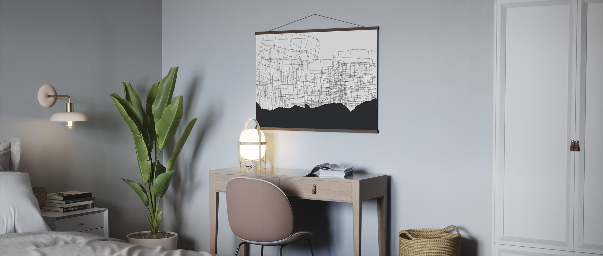 Harbour Fish - Poster - Office