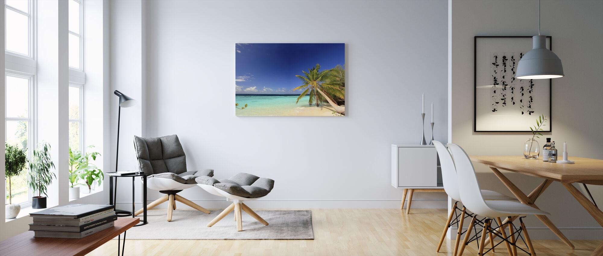 Beach Harmony - Canvas print - Living Room