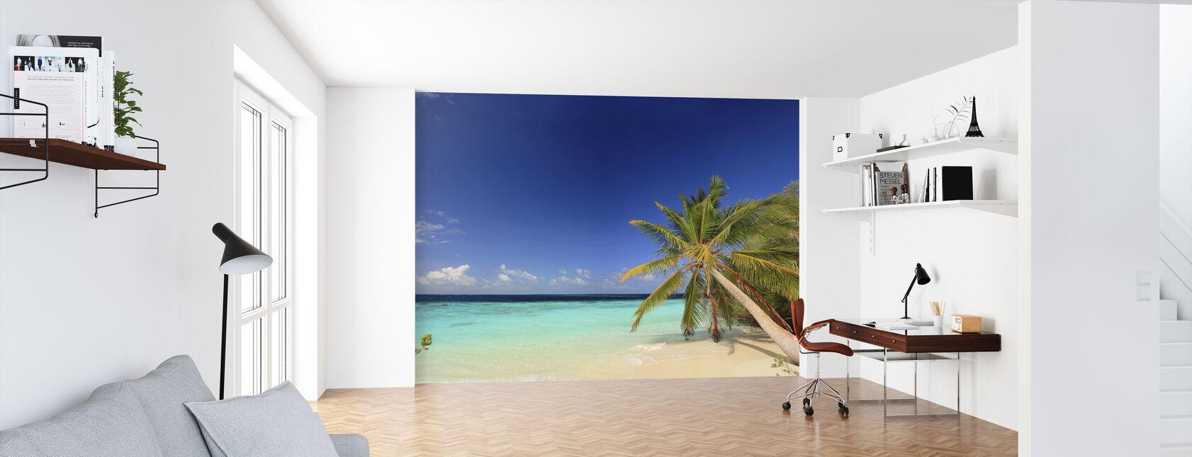 Playa Harmony - Papel pintado - Oficina
