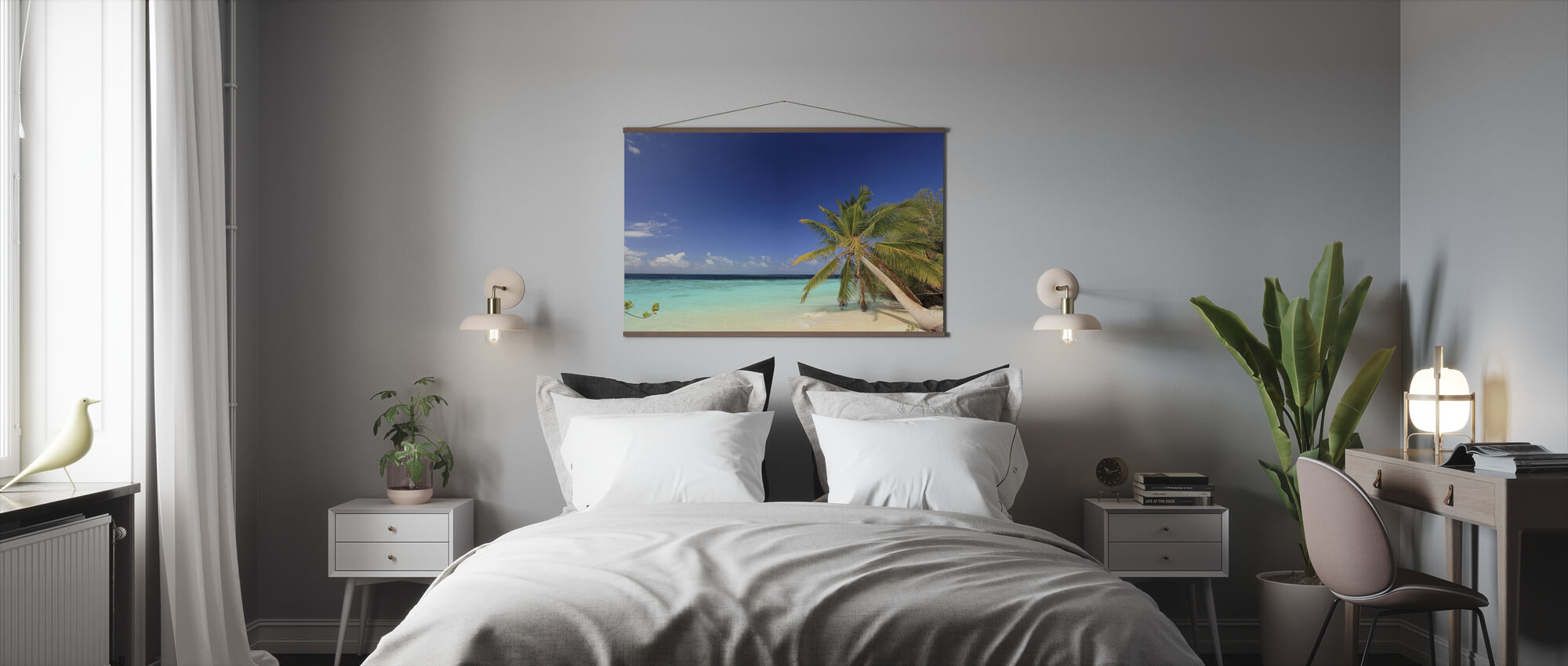 Beach Harmony - Poster - Bedroom
