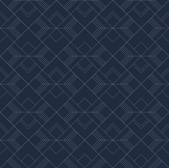Arrow - Blue Fototapeter & Tapeter 100 x 100 cm