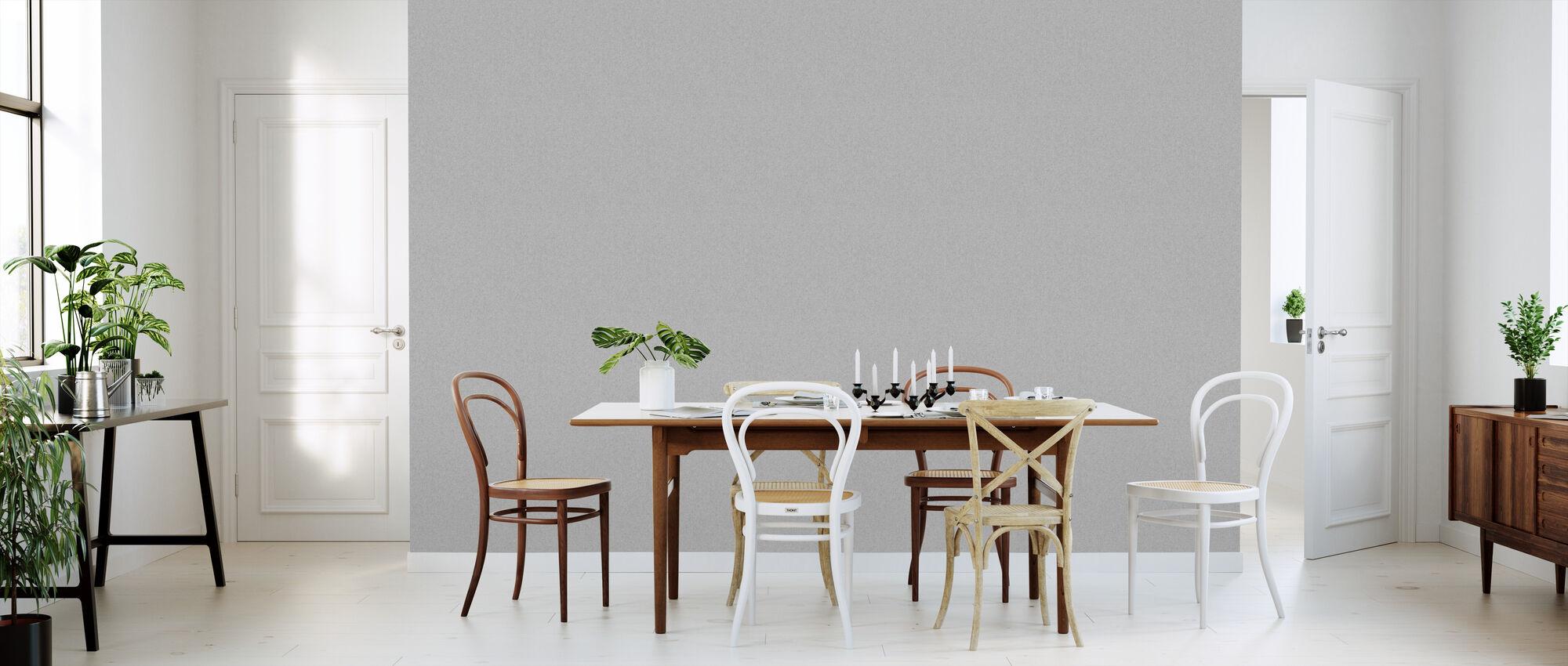 Fine Linen - Light Grey - Wallpaper - Kitchen