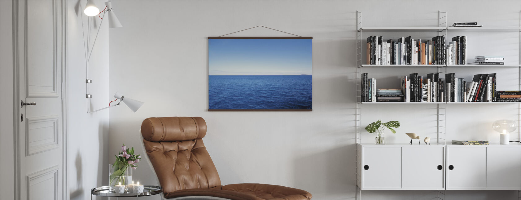 The Big Blue - Poster - Living Room