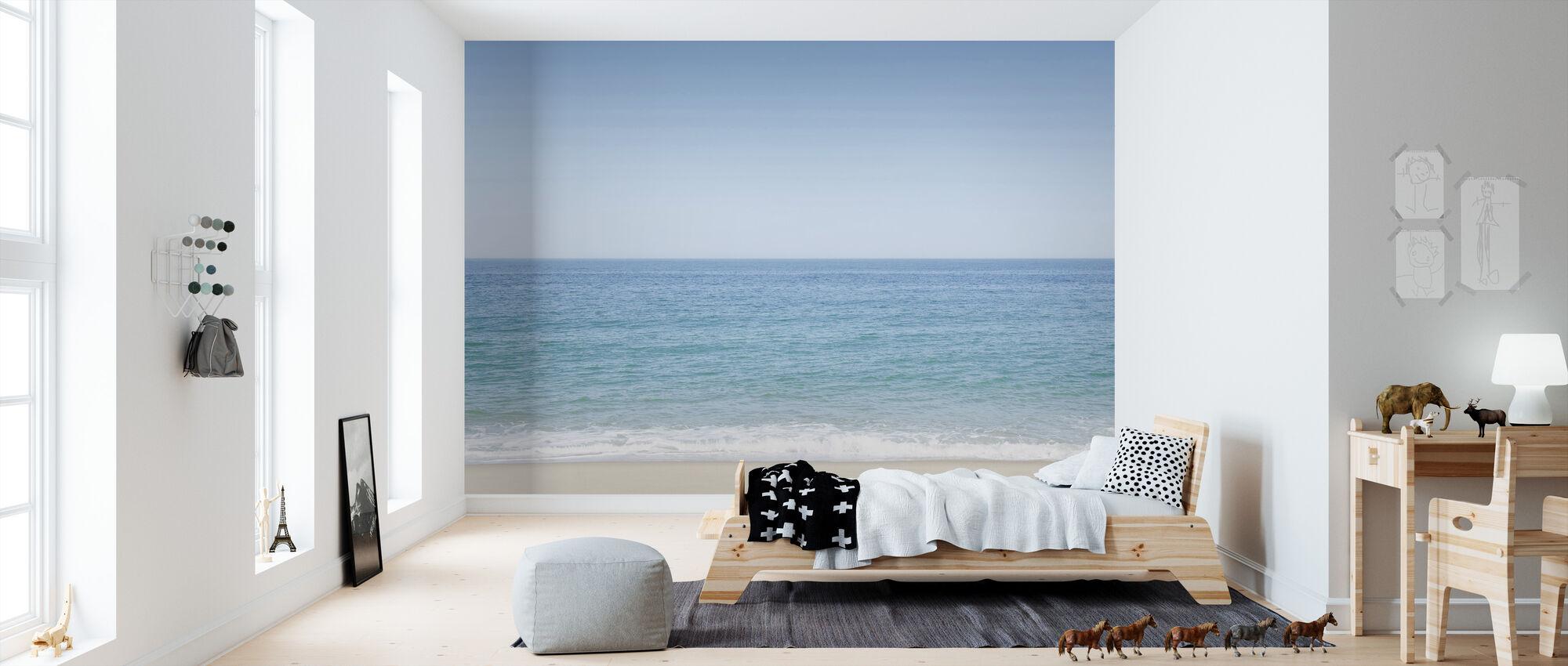 Tied to the Ocean - Wallpaper - Kids Room