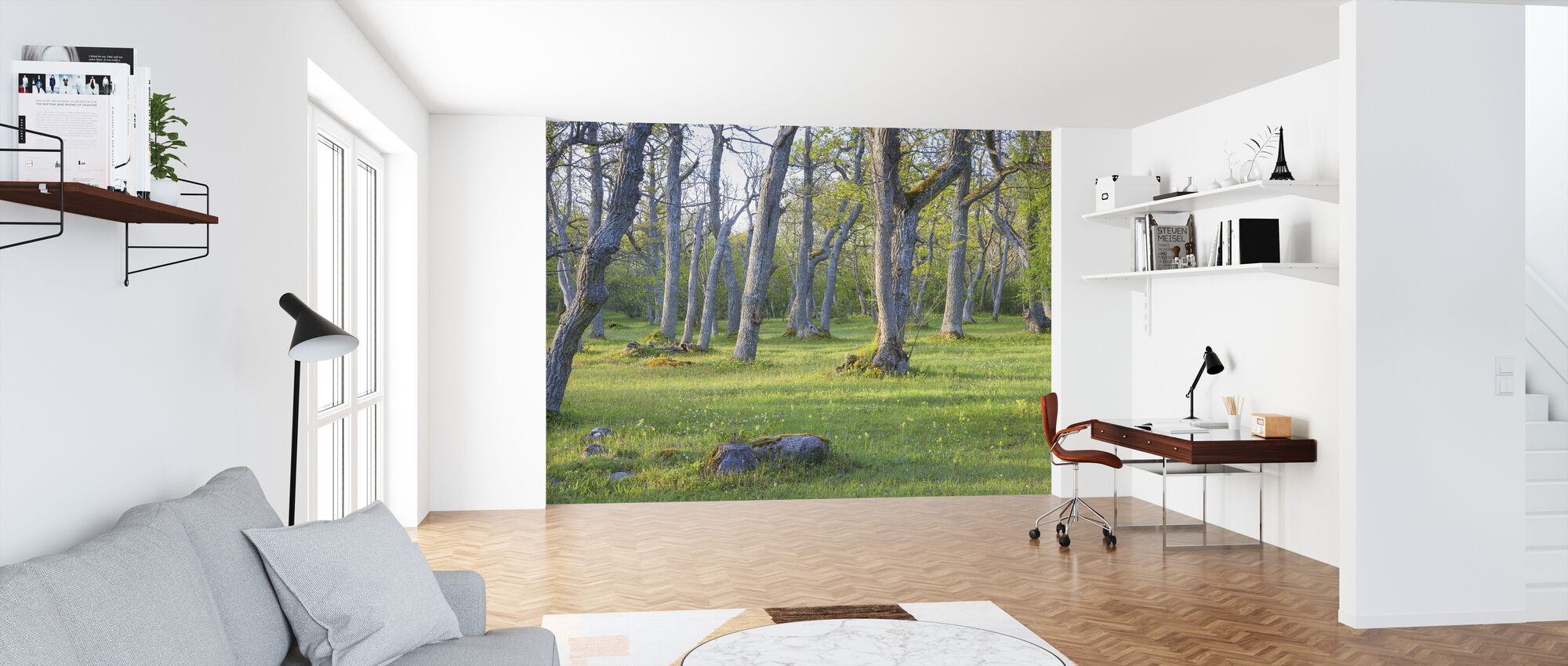 Meadow - Wallpaper - Office