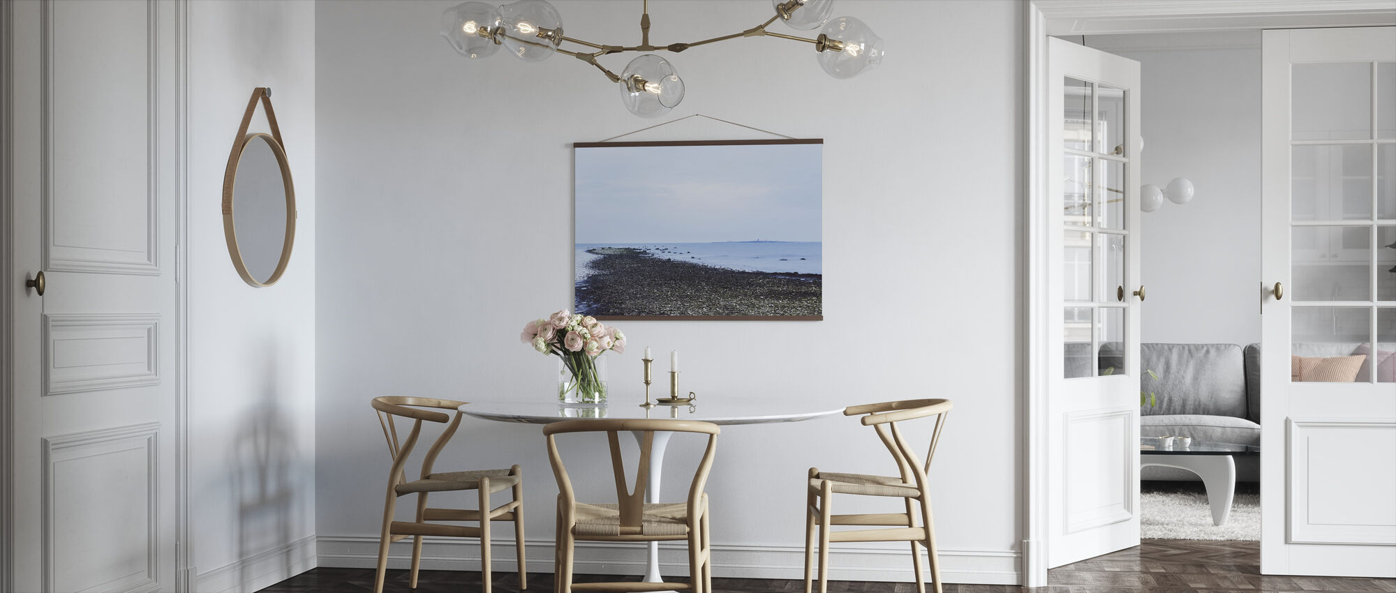 Punt Furillen Gotland - Poster - Keuken