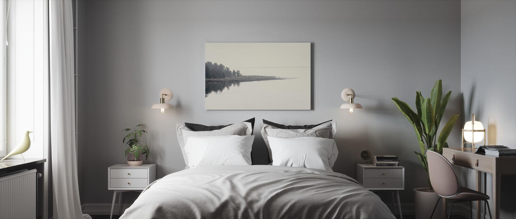 Serene Gotlanti - Canvastaulu - Makuuhuone