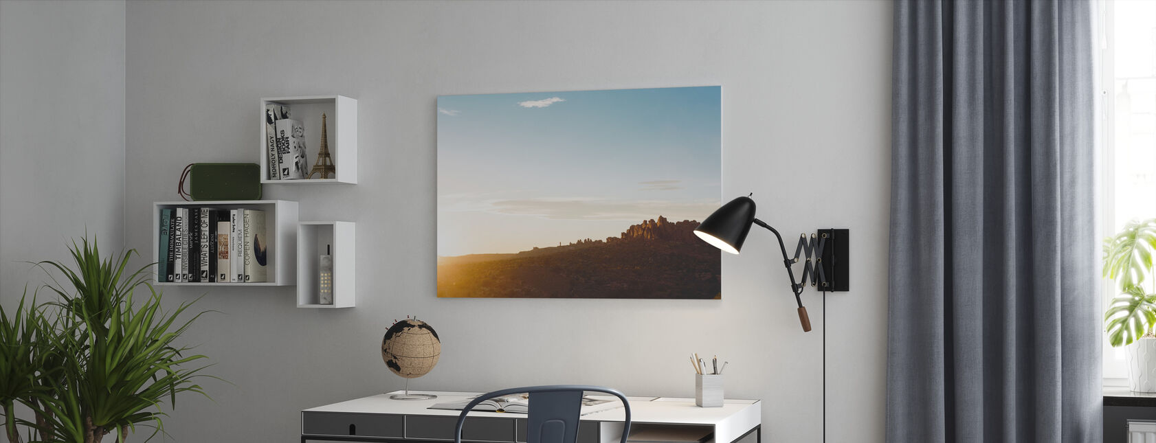 Arches National Park, USA - Canvas print - Office