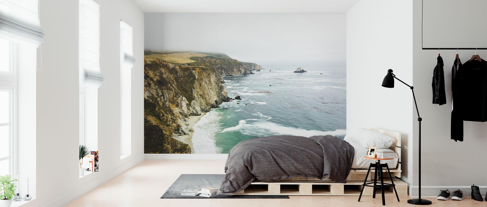 Big Sur, California - Wallpaper - Bedroom