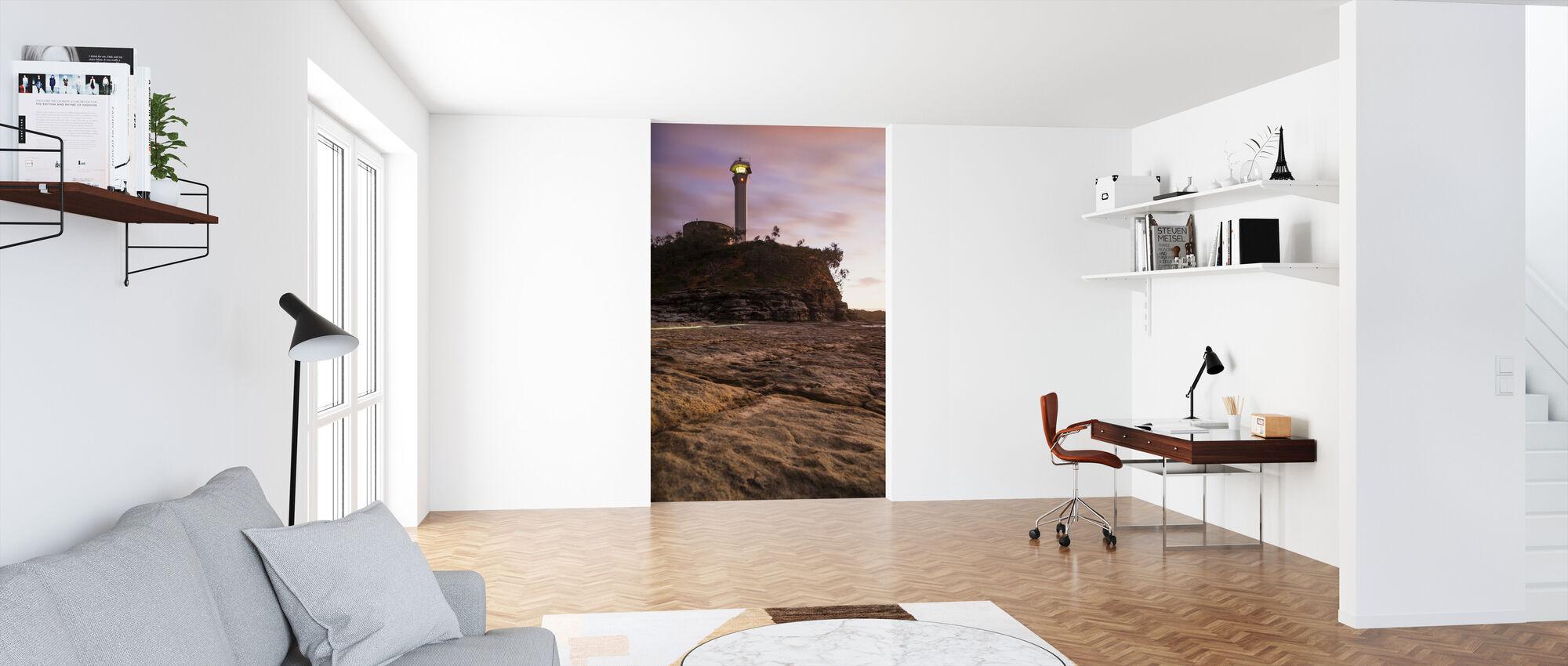 Mooloolaba Lighthouse, Australia - Wallpaper - Office