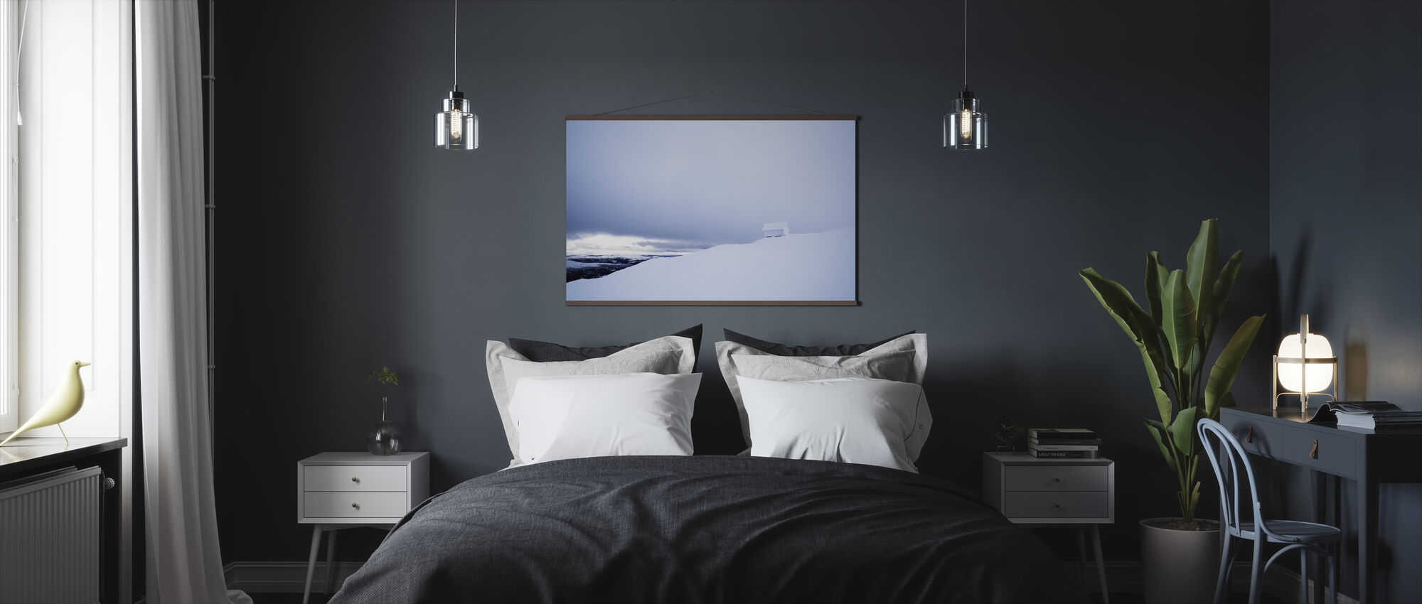Beyond Beauty, Areskutan in Sweden - Poster - Bedroom