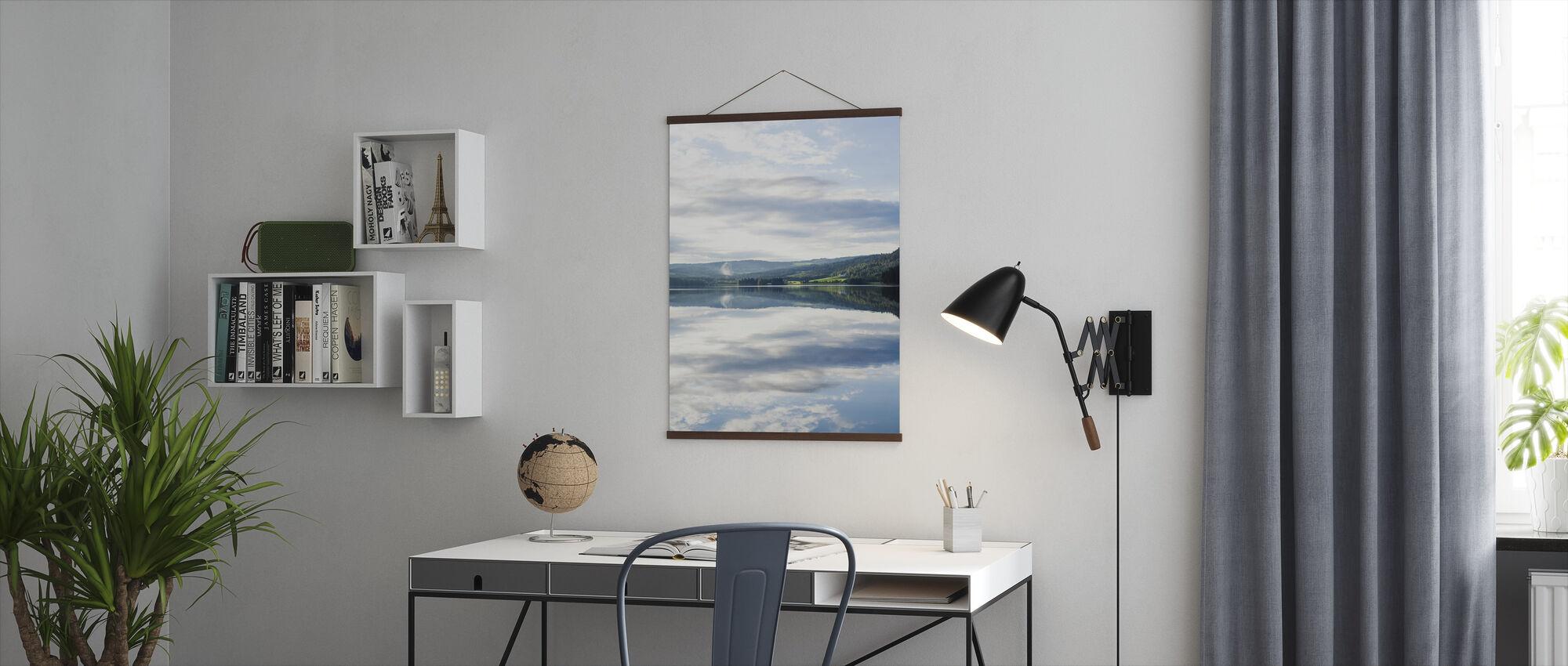 Norsk Lys - Plakat - Kontor