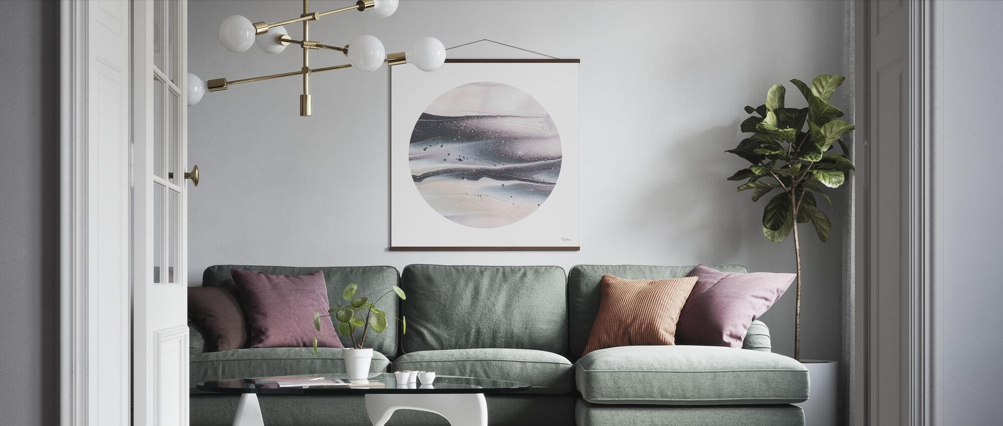 Dark Matter I - Poster - Living Room