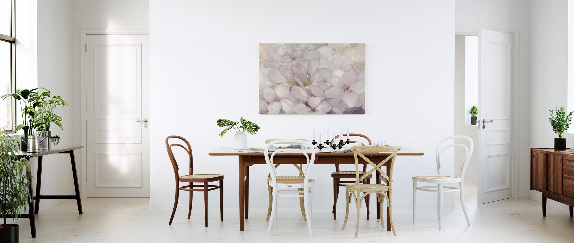 Apple Blossoms - Canvas print - Kitchen