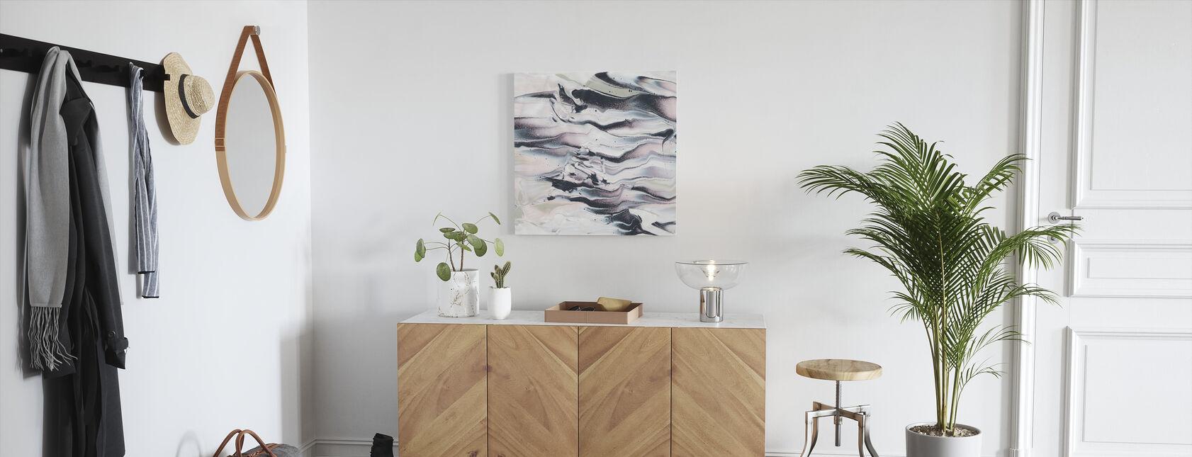 Marble Dreams - Canvas print - Hallway