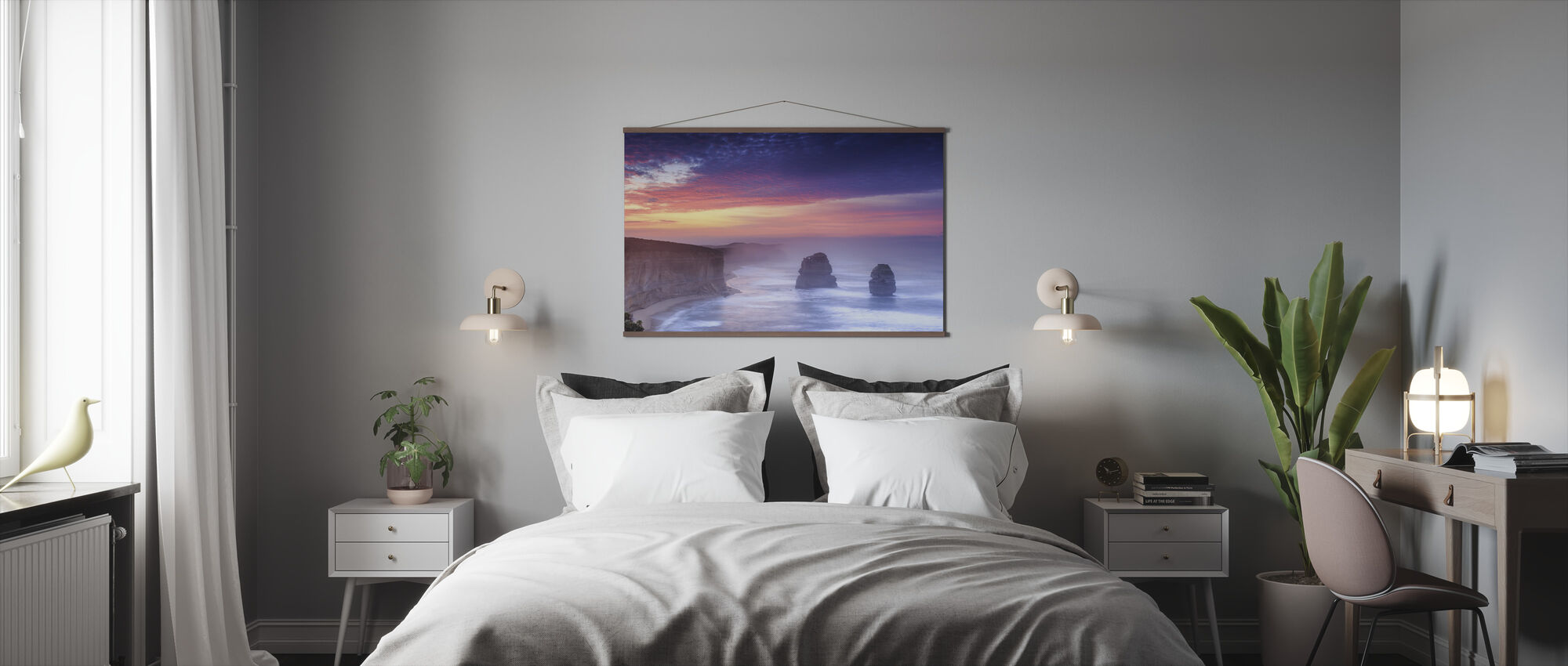 Australian Shoreline - Poster - Bedroom