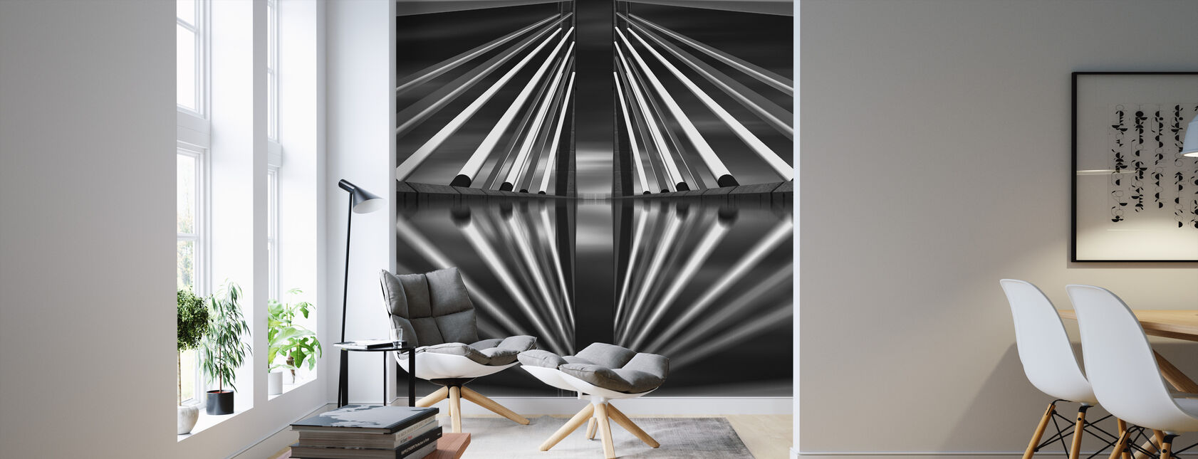 Reflective Wall Murals For Every Room Photowall