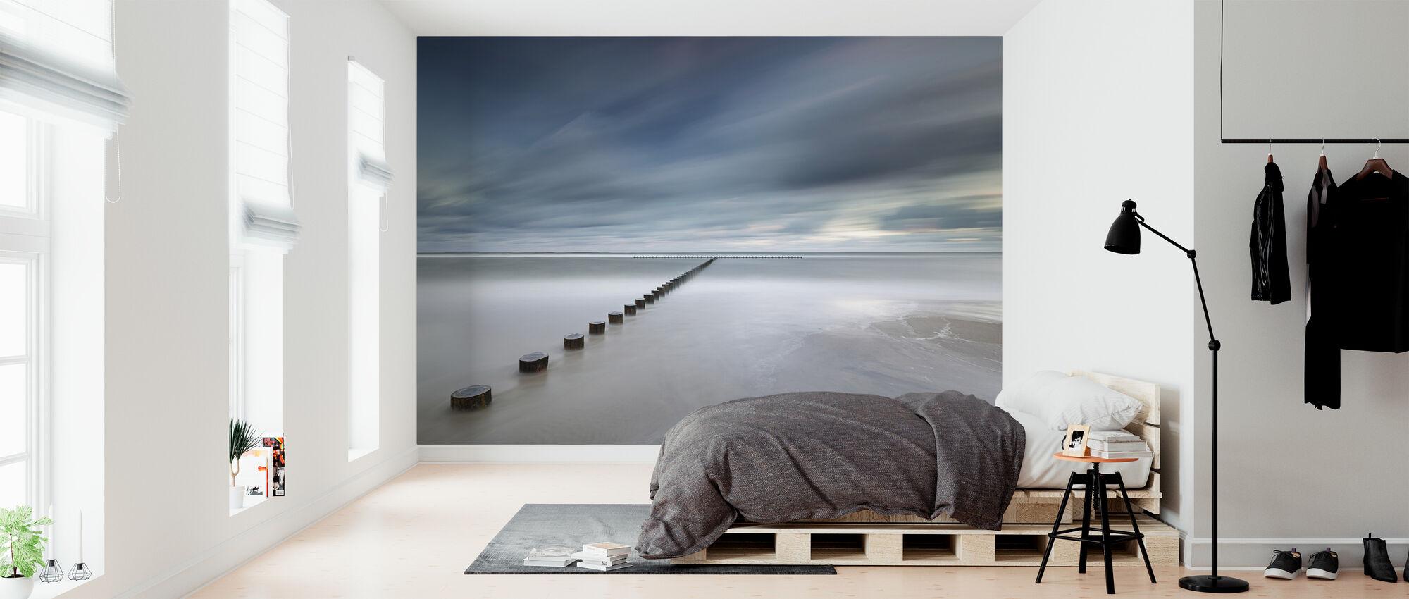 Polnische Küste - Tapete - Schlafzimmer