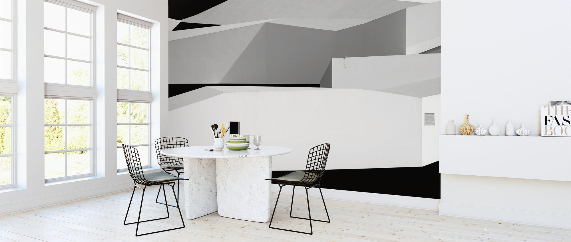 Contrasts - Wallpaper - Kitchen