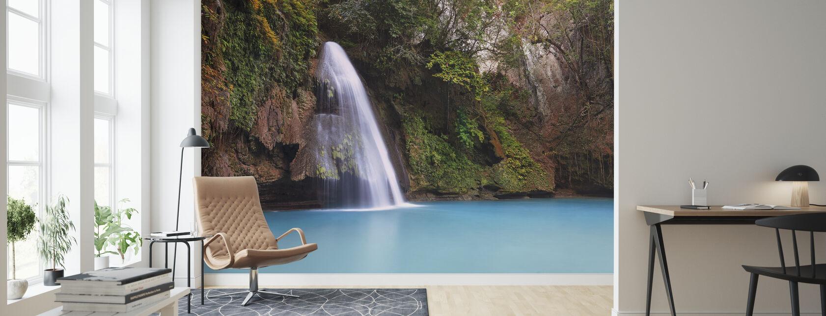 Falls Area - Wallpaper - Living Room