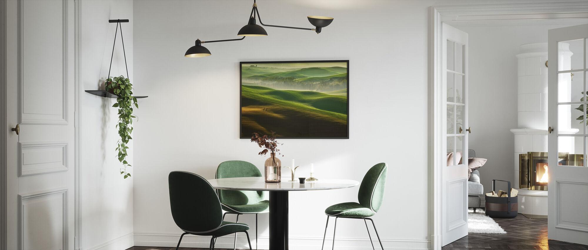 Freedom - Framed print - Kitchen