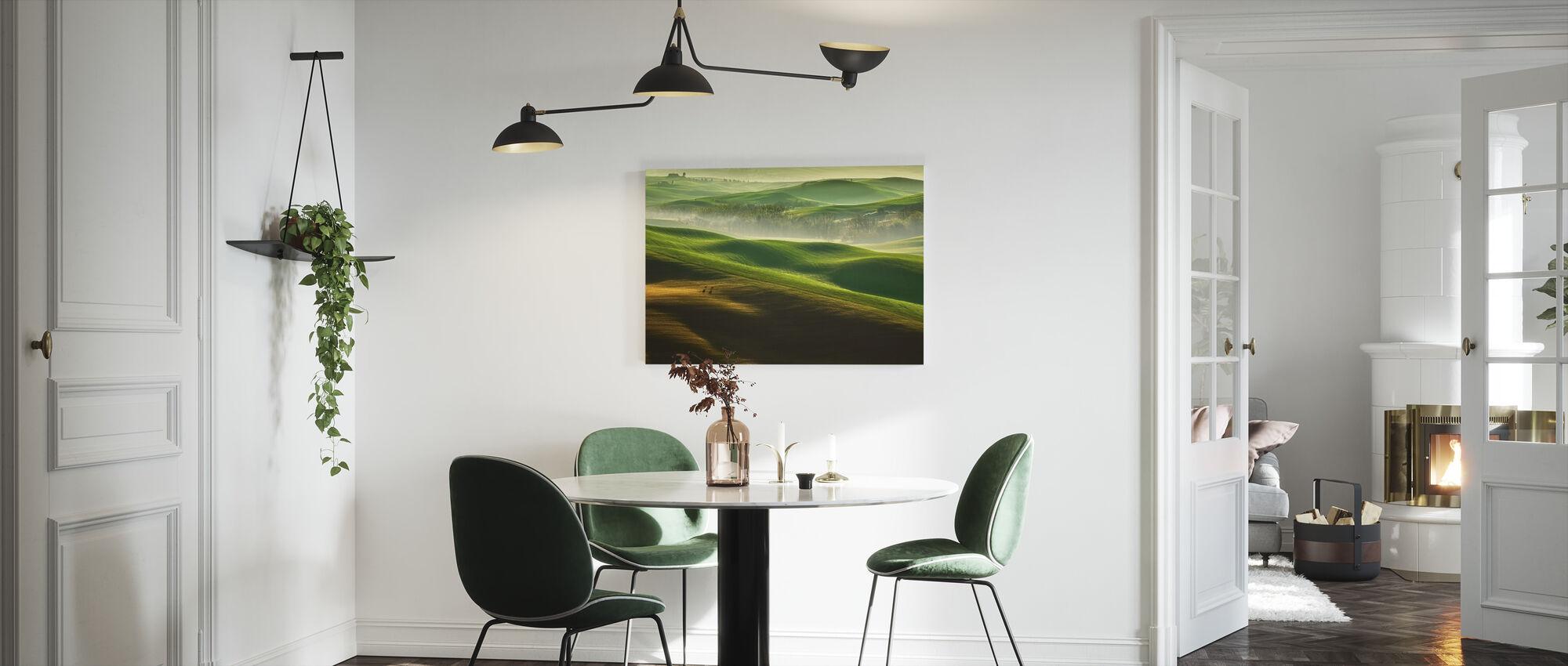 Freedom - Canvas print - Kitchen