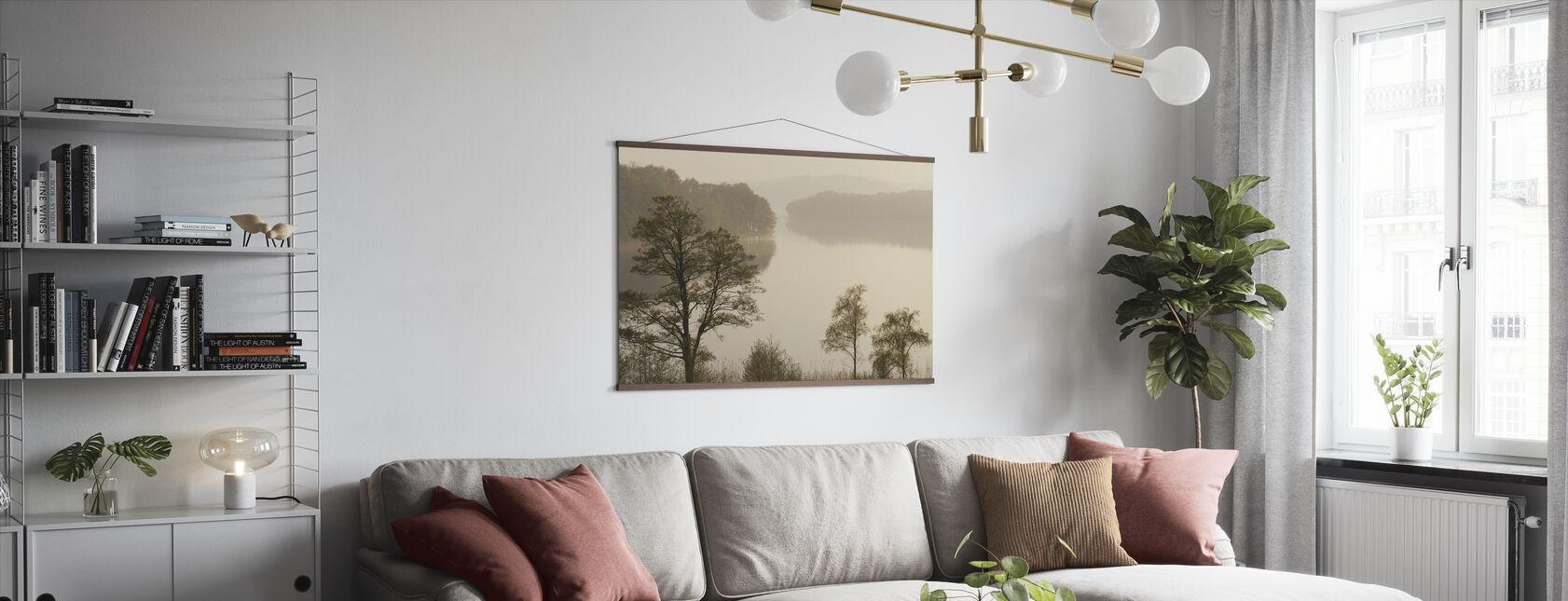 Ruotsin Misty-järvi - Juliste - Olohuone