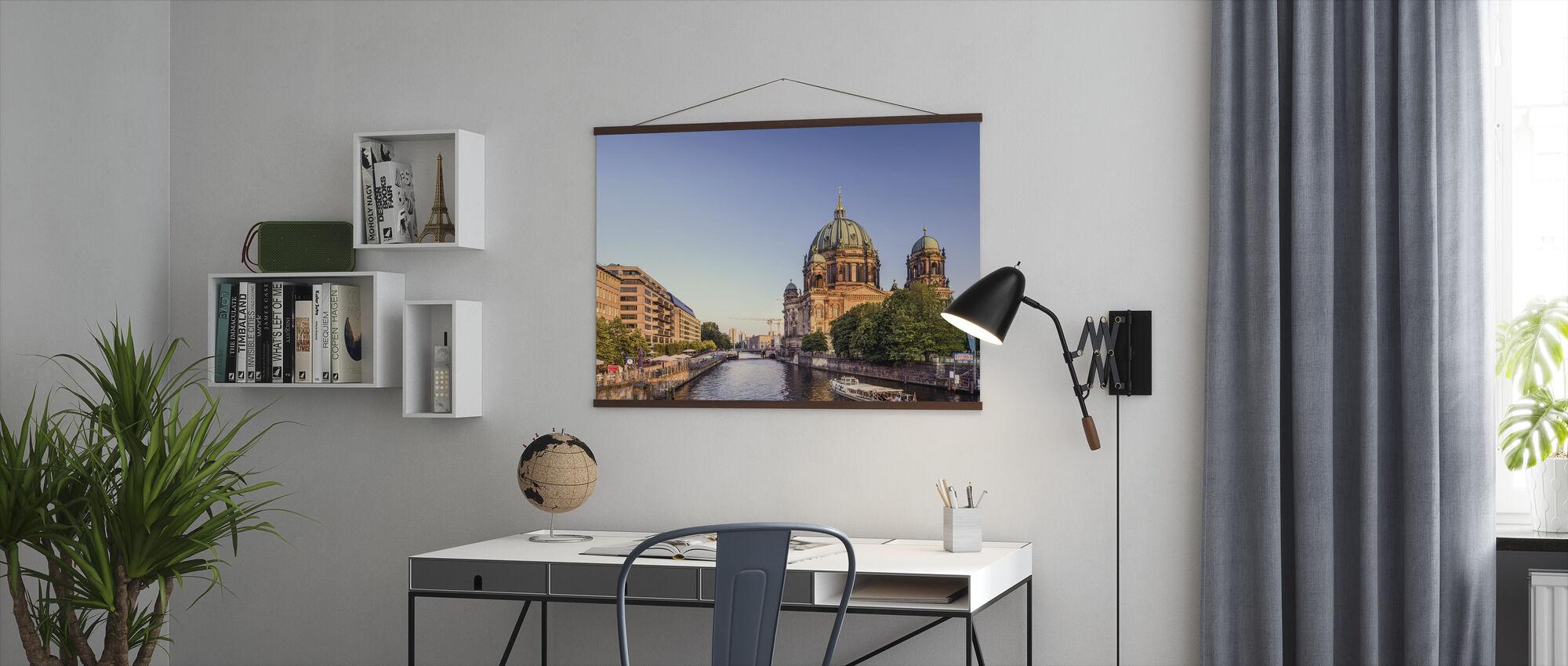 Berliner Dom - Poster - Office