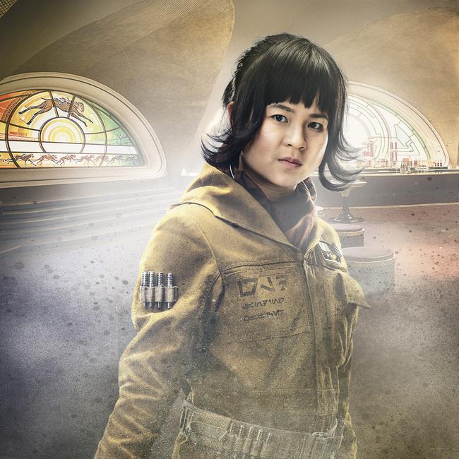 Star Wars - Rose Fototapeter & Tapeter 100 x 100 cm