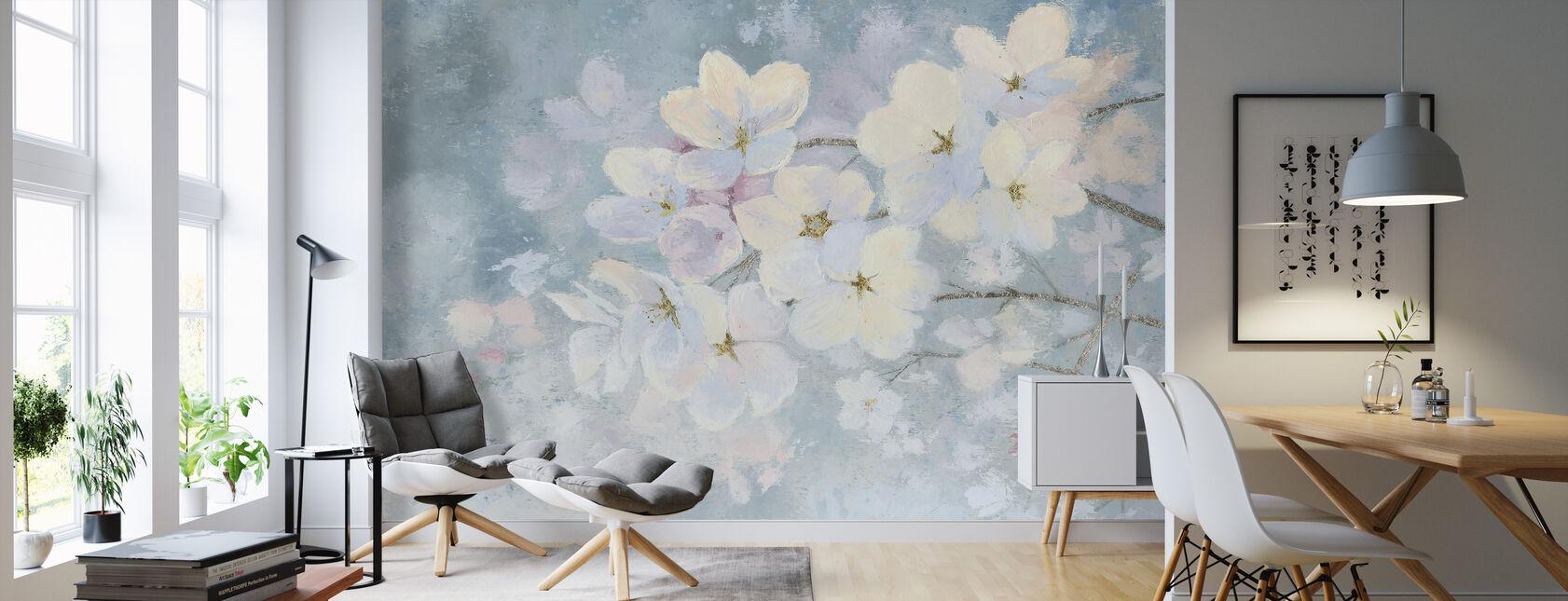 Fantastiska Bloom - Tapet - Vardagsrum