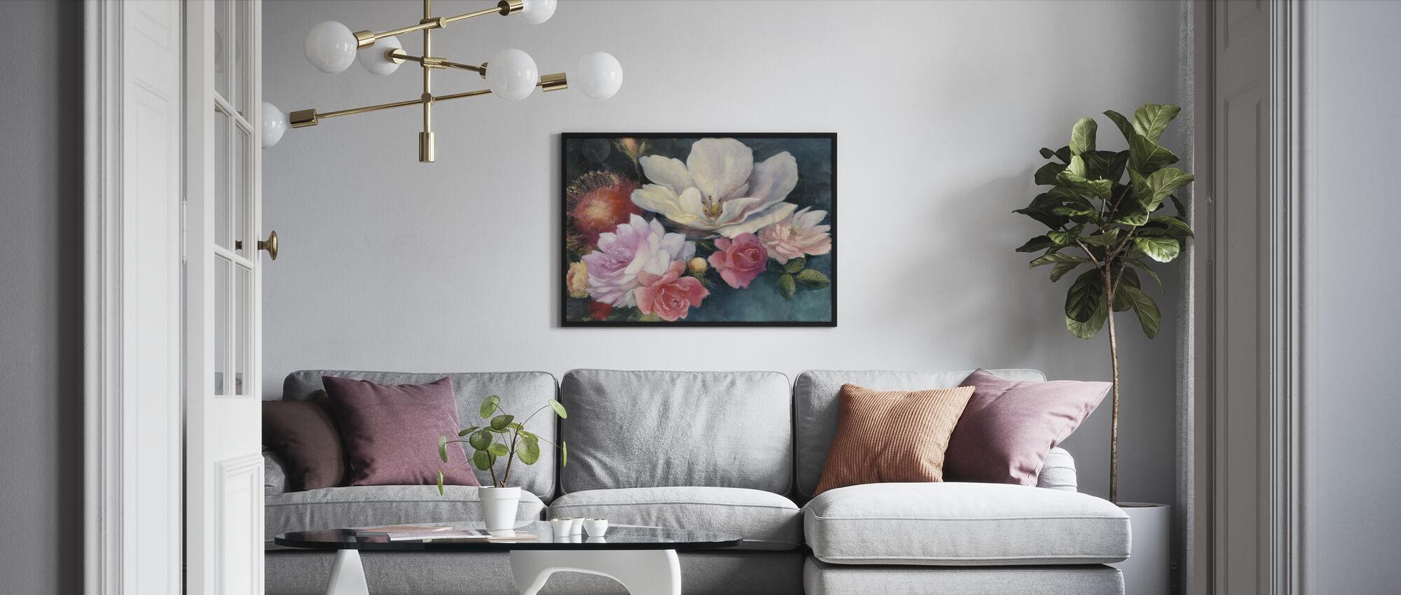Flemish Fantasy - Framed print - Living Room