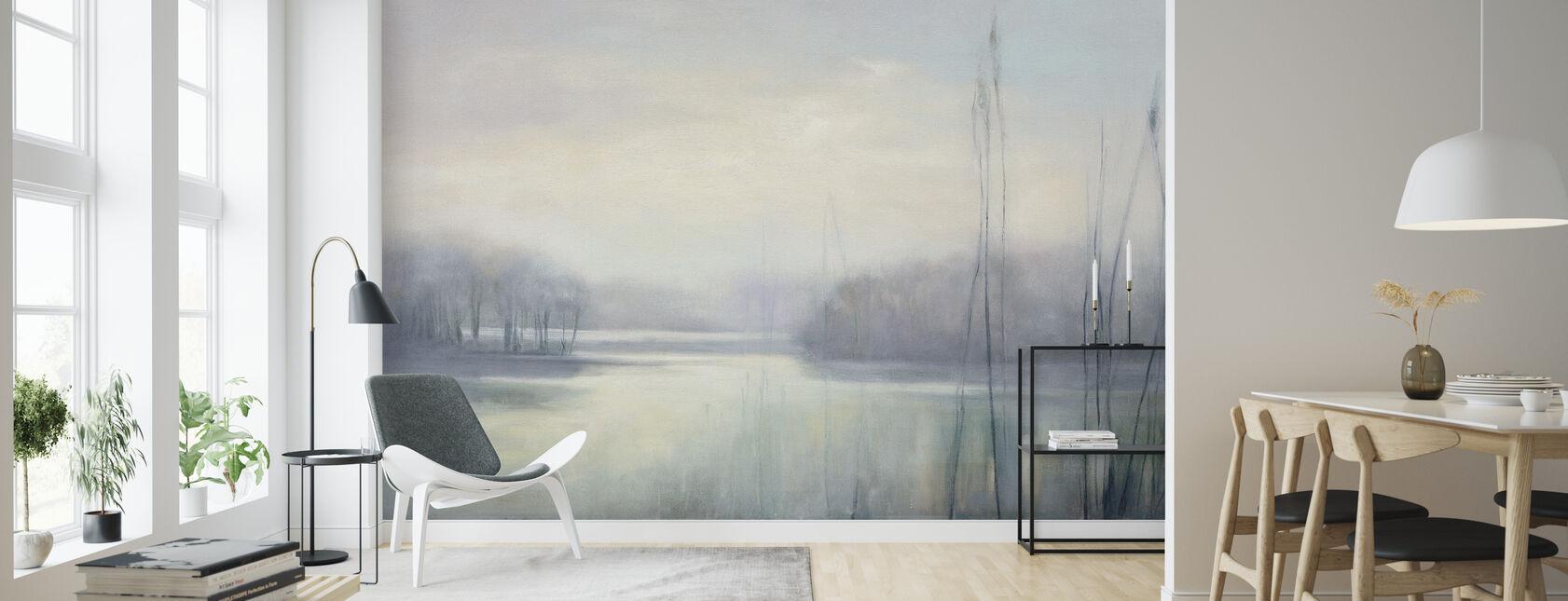 Misty Memories - Wallpaper - Living Room