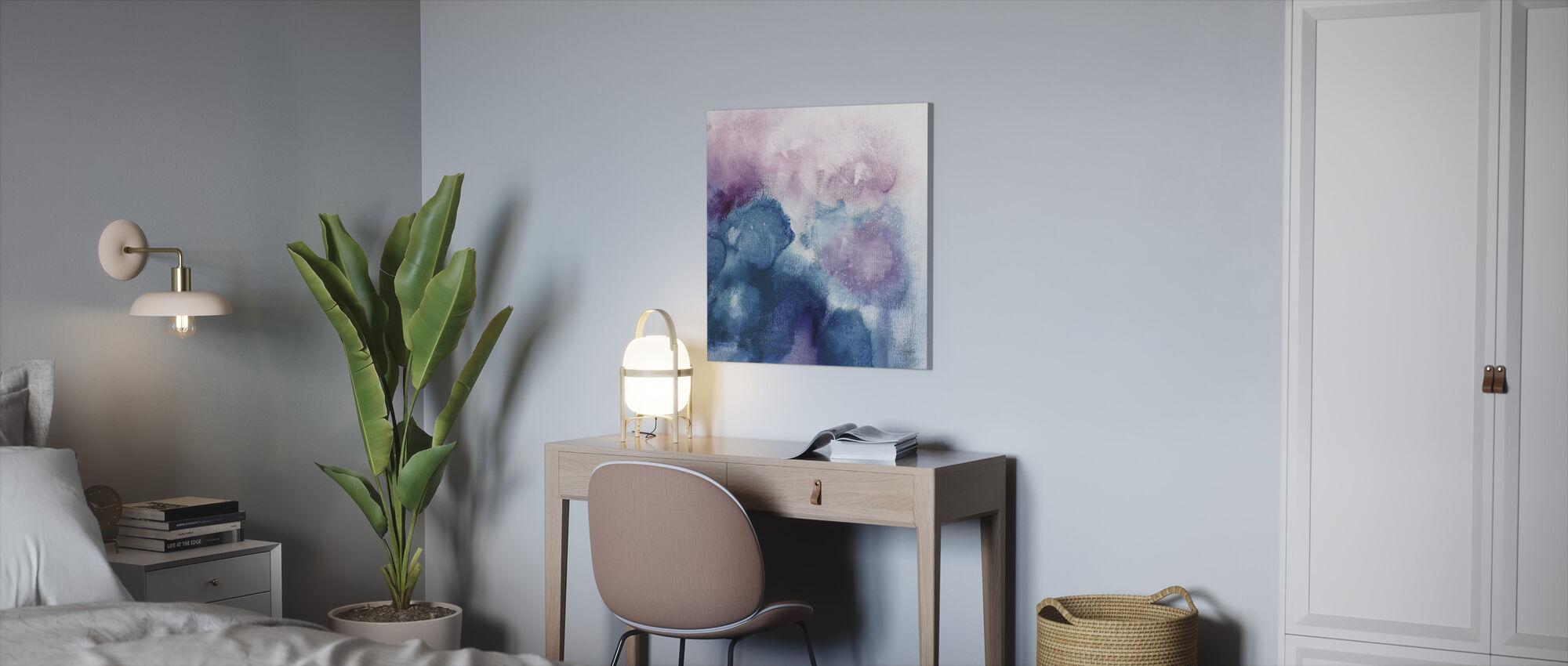 Nebula - Canvas print - Office