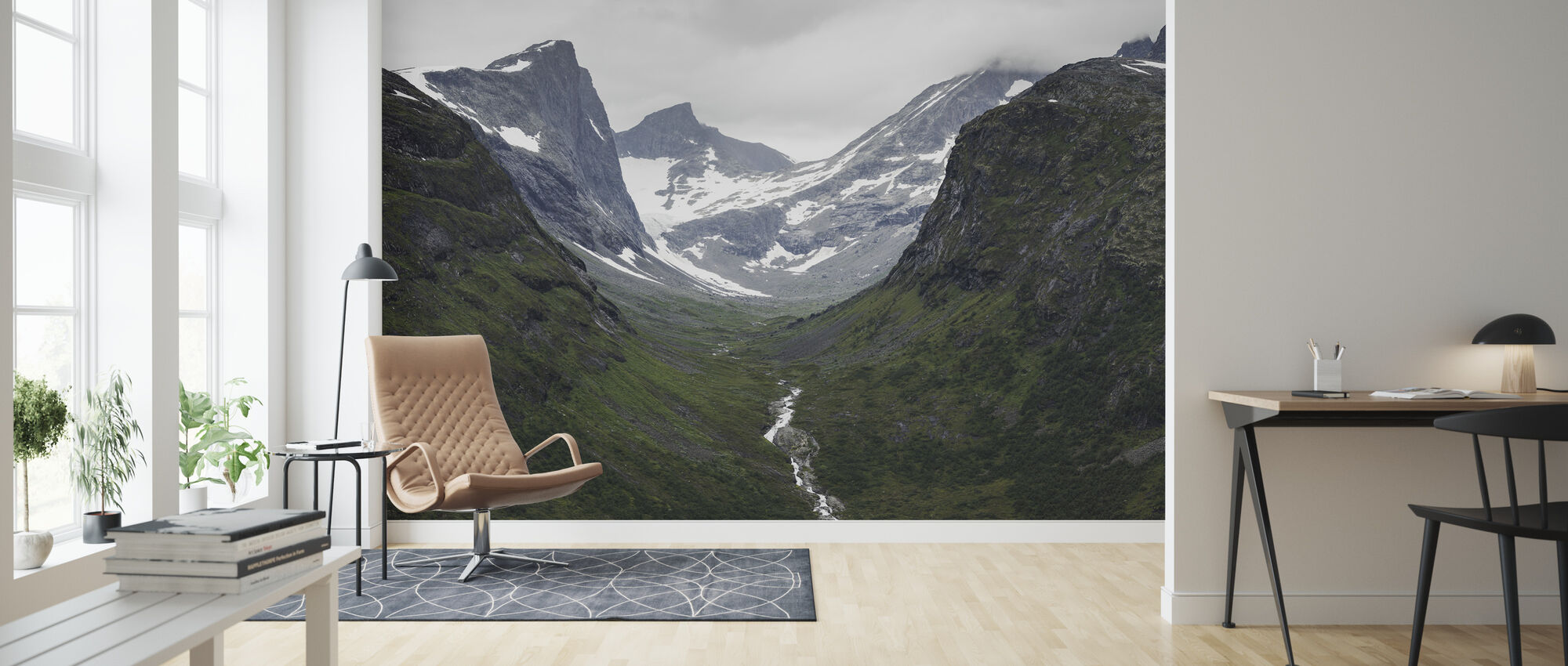 Jotunheimen, Norge - Tapet - Vardagsrum