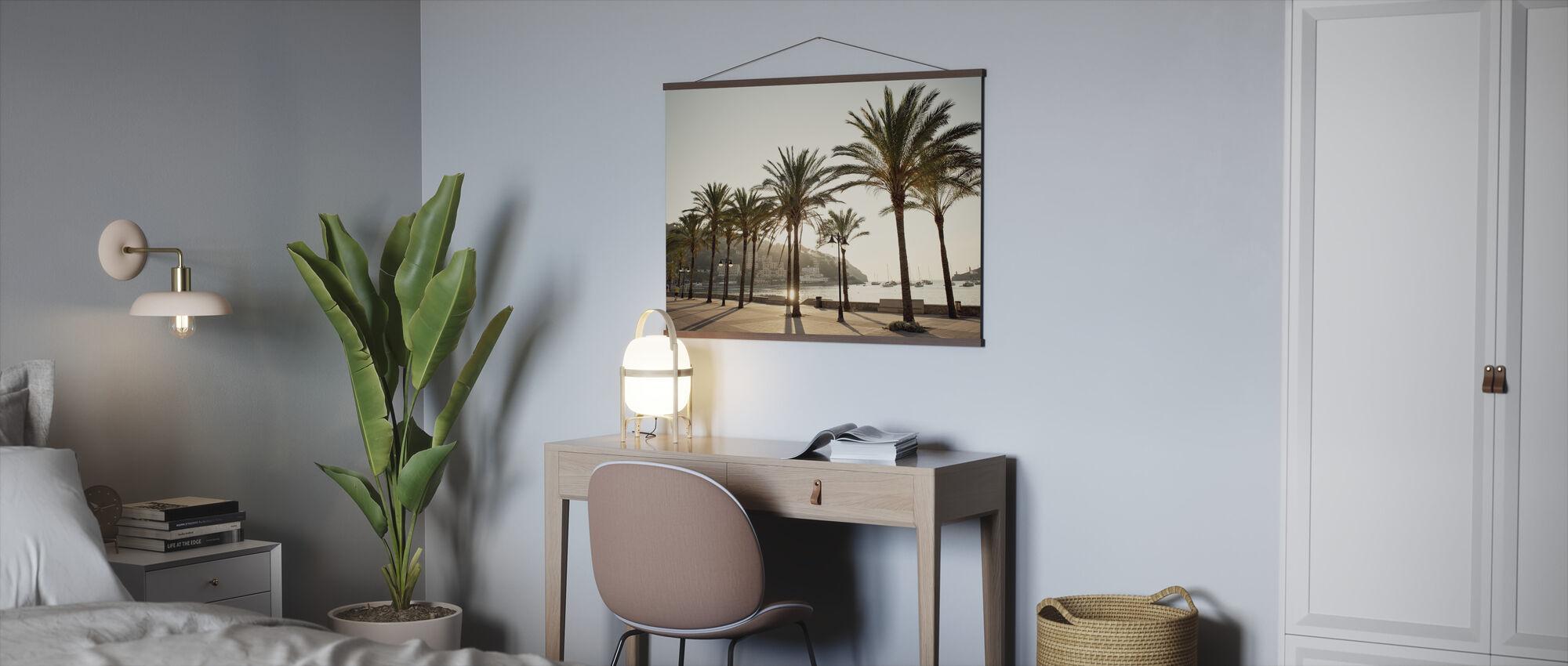Mallorca Boardwalk - Plakat - Kontor
