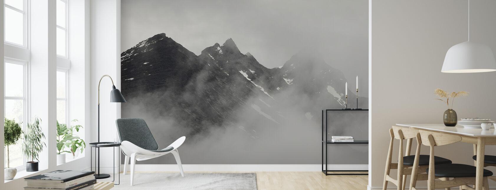 Vettisfossen Bjerge, Norge - Tapet - Stue