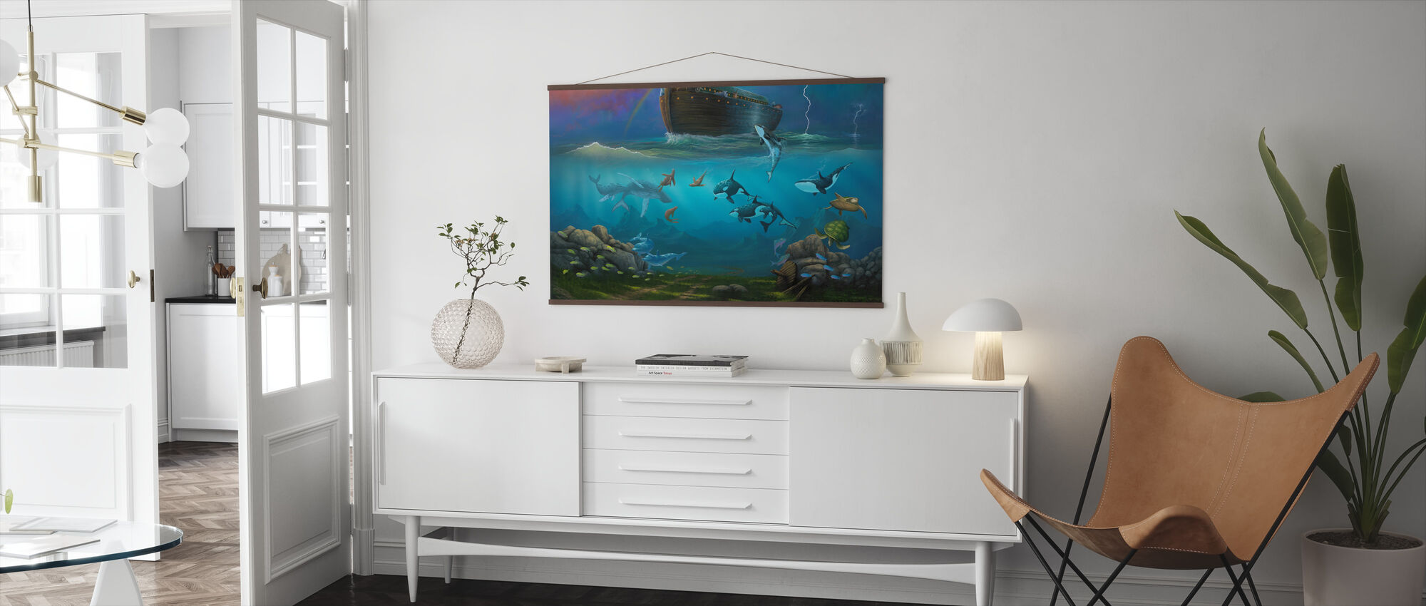 Noah's Ark - Poster - Living Room